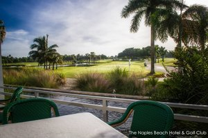 Golf - Naples Beach Hotel & Golf Club