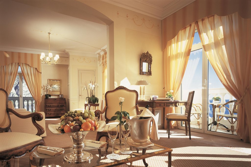 A Suite with balcone