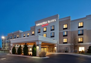 Exterior view - SpringHill Suites by Marriott East Wichita