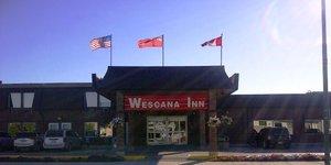 Exterior view - Wescana Inn The Pas