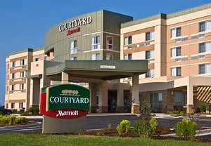 Exterior view - Courtyard by Marriott Hotel Springfield