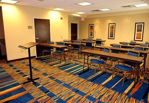 Meeting Facilities - Fairfield Inn & Suites by Marriott Slippery Rock