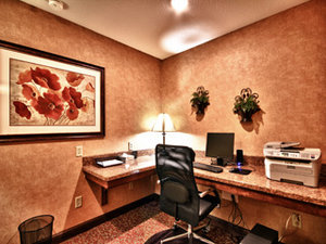 Conference Area - Christopher Inn & Suites Chillicothe
