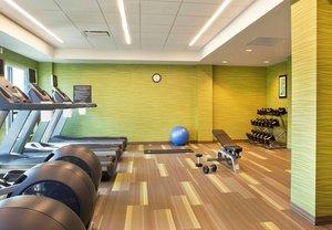 Fitness/ Exercise Room - Residence Inn by Marriott Fenway Boston