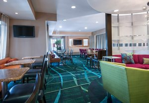 Restaurant - SpringHill Suites by Marriott South Baton Rouge