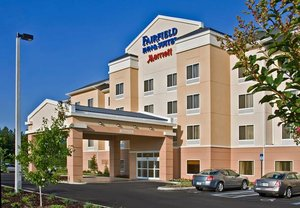 Exterior view - Fairfield Inn & Suites by Marriott Natchitoches