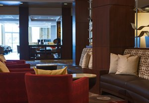 Lobby - Marriott Washingtonian Hotel Gaithersburg