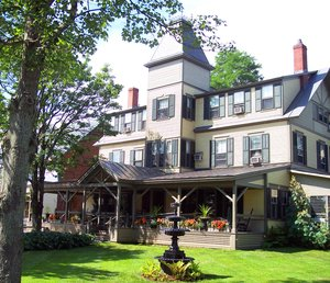 Exterior view - Norwich Inn