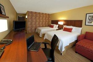 Room - Courtyard by Marriott Hotel Winston-Salem University