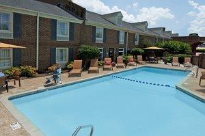 Pool - Courtyard by Marriott Hotel Winston-Salem University