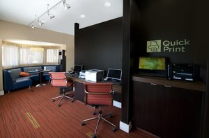 Conference Area - Courtyard by Marriott Hotel Winston-Salem University