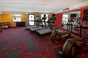 Fitness/ Exercise Room - Courtyard by Marriott Hotel Winston-Salem University
