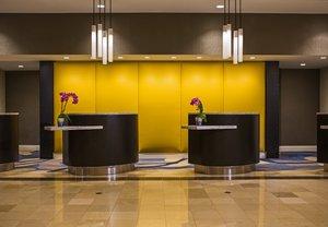 Lobby - Marriott Hotel Inner Harbor Baltimore