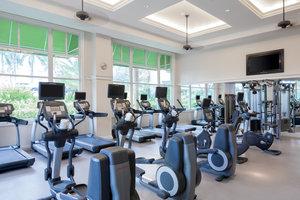 Fitness/ Exercise Room - Ritz-Carlton Hotel Isla Verde San Juan