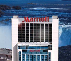 Exterior view - Marriott Gateway on the Falls Hotel Niagara Falls