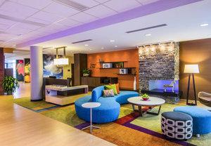 Lobby - Fairfield Inn & Suites by Marriott DuBois