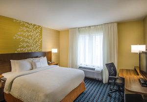 Room - Fairfield Inn & Suites by Marriott DuBois
