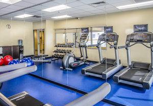 Fitness/ Exercise Room - Fairfield Inn & Suites by Marriott DuBois