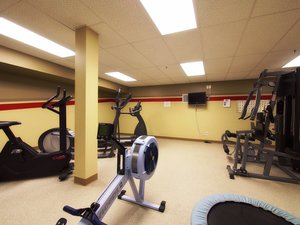 Fitness/ Exercise Room - BCMInns Hinton