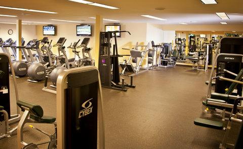 Vail Racquet Club Fitness Health Club