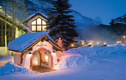 Vail Racquet Club Mountain Resort Winter