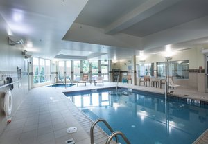 Fitness/ Exercise Room - Courtyard by Marriott Hotel York