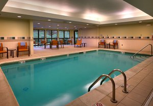 Fitness/ Exercise Room - Courtyard by Marriott Hotel Shawnee
