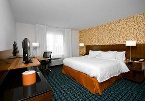 Room - Fairfield Inn & Suites by Marriott Smithfield