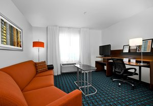 Suite - Fairfield Inn & Suites by Marriott Smithfield