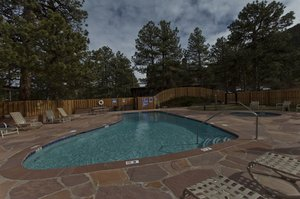 Pool - Historic Crags Lodge Estes Park
