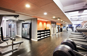 Fitness/ Exercise Room - Row NYC Hotel