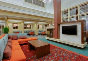 Lobby - Residence Inn by Marriott Chicopee