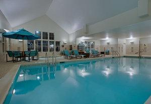 Fitness/ Exercise Room - Residence Inn by Marriott Chicopee
