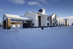 Exterior view - Cobblestone Inn & Suites Rugby