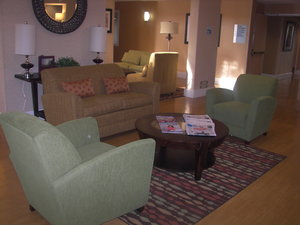 Lobby - Holiday Inn Express Stockton