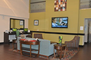 Lobby - Holiday Inn Express East I-75 Sarasota
