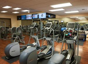 Fitness/ Exercise Room - Lakehouse Hotel & Resort Lake San Marcos