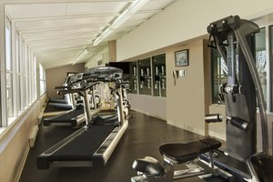 Fitness/ Exercise Room - Holiday Inn Airport Calgary