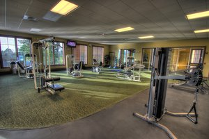 Fitness/ Exercise Room - Riverstone Resort Pigeon Forge