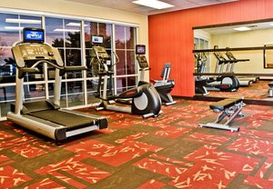 Fitness/ Exercise Room - Courtyard by Marriott Hotel Springfield