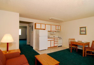 Room - Affordable Suites of America Rocky Mount