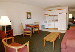 Suite - Affordable Suites of America Rocky Mount