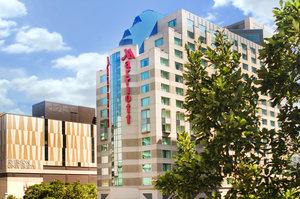 Exterior view - Marriott Eaton Centre Hotel Toronto