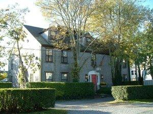 Exterior view - Seven Sea Street Inn Nantucket