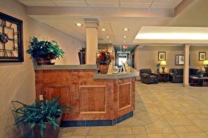Lobby - Paola Inn & Suites