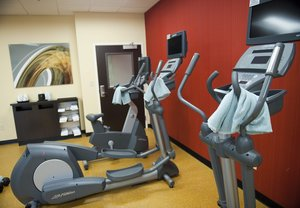 Fitness/ Exercise Room - Courtyard by Marriott Hotel Bossier City
