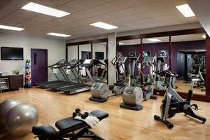 Fitness/ Exercise Room - Liaison Capitol Hill Hotel DC
