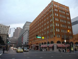 Exterior view - Pickwick Hotel San Francisco