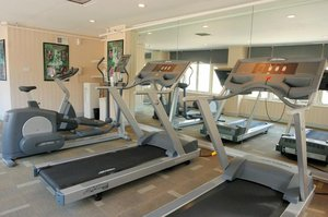 Fitness/ Exercise Room - Pickwick Hotel San Francisco