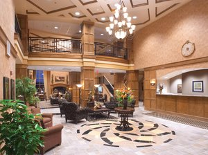 Lobby - Clubhouse Hotel & Suites Sioux Falls